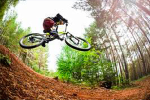 Mountain bike rental (Benasque)